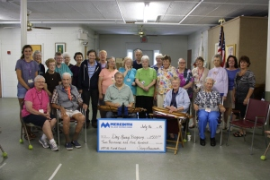 Day Away Program Receives Grant from MVSB Photo